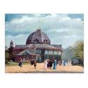 Old Postcard - Buxton, Derbyshire