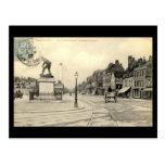 Old Postcard - Calais, Boulevard International, 19