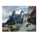 Old Postcard - Carcassonne, Aude, France