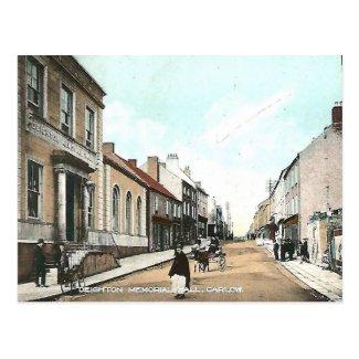 Old Postcard - Carlow, Ireland