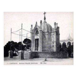 Old Postcard - Carthage, Tunisia