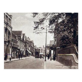 Old Postcard - Chapel Street, Luton