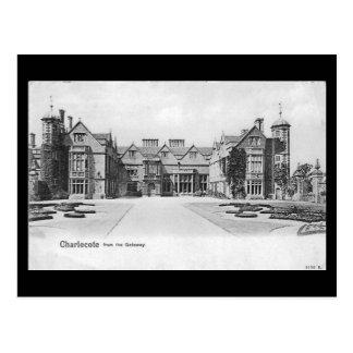 Old Postcard, Charlecote, Warwickshire Postcard