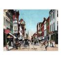 Old Postcard - Charleston, South Carolina