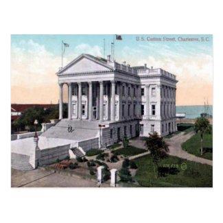 Old Postcard - Charleston, South Carolina, USA