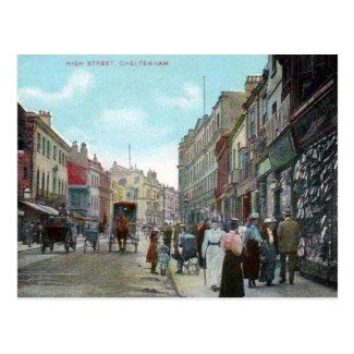 Old Postcard - Cheltenham, Gloucestershire