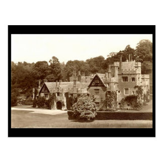 Old Postcard - Compton Wynyates, Warwickshire