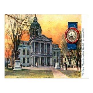 Old Postcard - Concord, New Hampshire