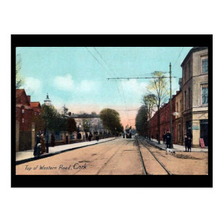 Old Postcard - Cork, Ireland