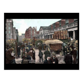 Old Postcard - Covent Garden, London