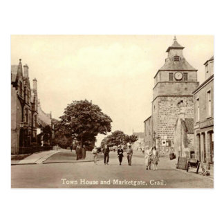 Old Postcard, Crail, Fife Postcard