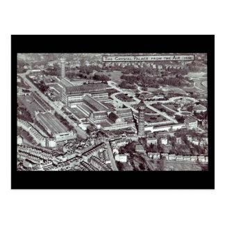 Old Postcard - Crystal Palace London