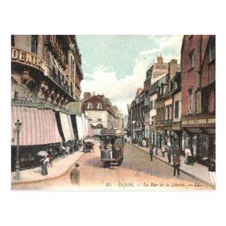Old Postcard - Dijon, Côte d'Or, France