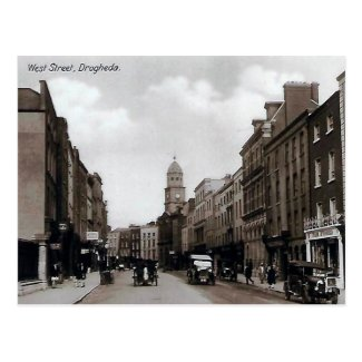 Old Postcard - Drogheda, Co Louth, Ireland