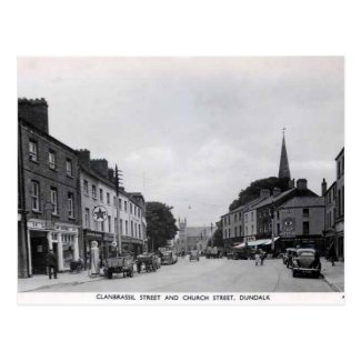 Old Postcard - Dundalk, Co Louth