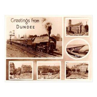 Old Postcard - Dundee, Scotland