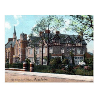 Old Postcard - Dunstable, Bedfordshire