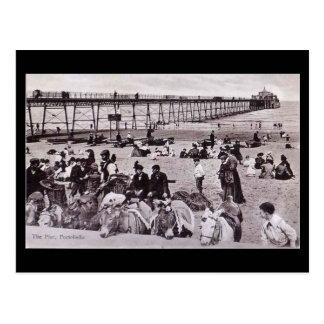 Old Postcard, Edinburgh, Portobello Beach