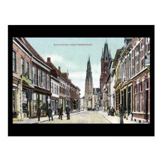 Old Postcard - Eindhoven, Netherlands