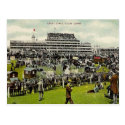 Old Postcard - Epsom Downs Racecourse, Surrey