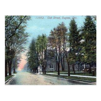 Old Postcard - Eugene, Oregon