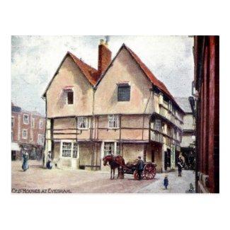 Old Postcard - Evesham, Worcestershire