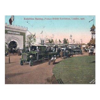 Old Postcard - Franco-British Exhibition 1908