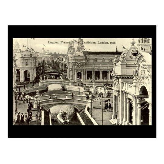 Old Postcard - Franco-British Exhibition, London 1