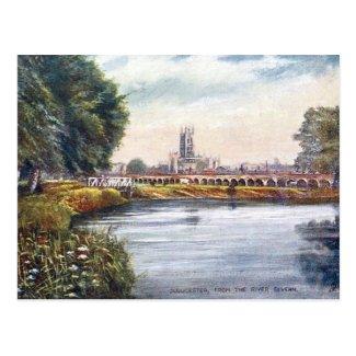 Old Postcard - Gloucester, England