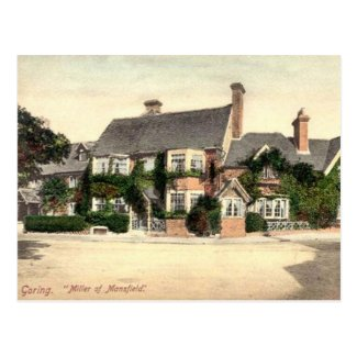 Old Postcard - Goring-on-Thames, Oxfordshire