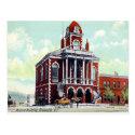 Old Postcard - Greenville, South Carolina
