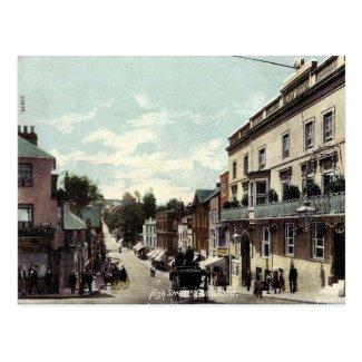 Old Postcard - Guildford, Surrey