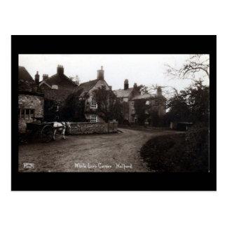 Old Postcard, Halford, Warwickshire Postcard
