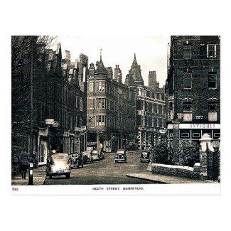 Old Postcard - Hampstead, London