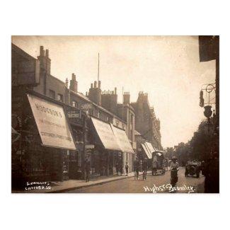 Old Postcard - High St, Bromley, London