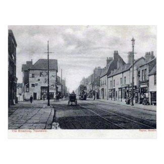 Old Postcard - Hounslow, London