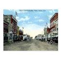 Old Postcard - Huron, South Dakota, USA