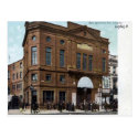 Old Postcard - Islington, London