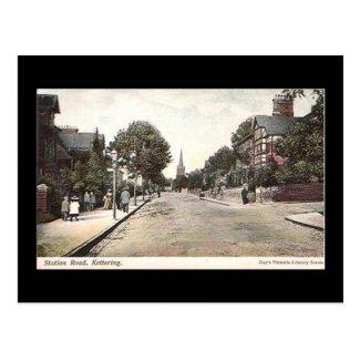 Old Postcard, Kettering