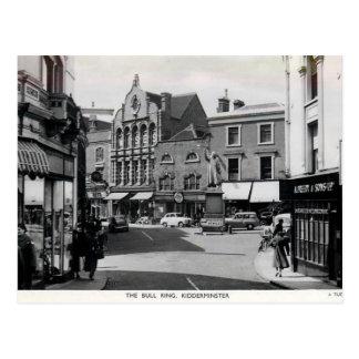 Old Postcard - Kidderminster, Worcestershire
