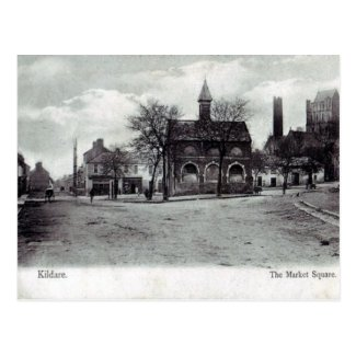 Old Postcard - Kildare, Ireland