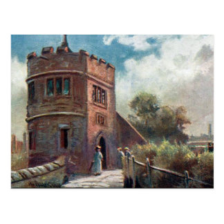 Old Postcard - King Charles Tower, Chester