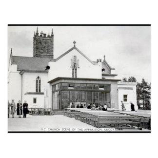 Old Postcard - Knock, Co Mayo, Ireland