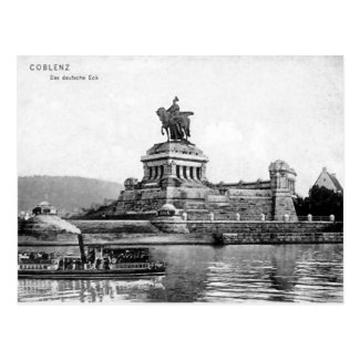 Old Postcard - Koblenz, Germany