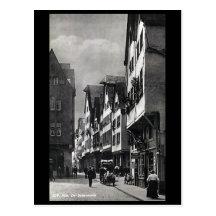 Old Postcard - Koln/Cologne, Buttermarkt.
