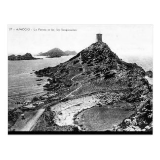 Old Postcard - La Parata, Corse