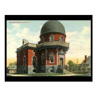 Old Postcard - Ladd Observatory, Providence, RI