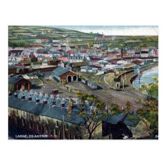 Old Postcard - Larne, Co Antrim
