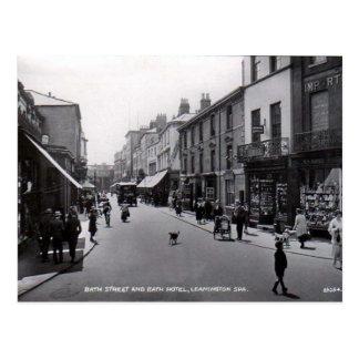 Old Postcard - Leamington Spa