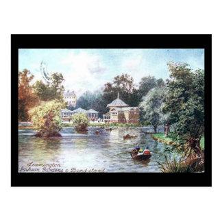 Old Postcard - Leamington Spa, Jephson Gardens